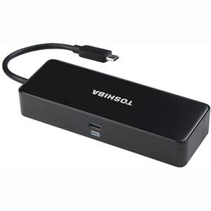 Adaptateur de voyage USB-C-HDMI/VGA