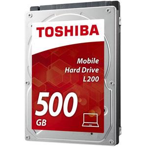 L200 SATA 3Gb/s - 500Go