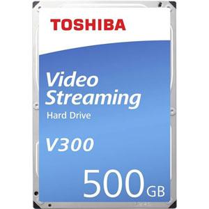 photo V300 Video Streaming HD 3.5  SATA 6Gb/s - 500Go
