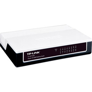 photo TL-SF1016D Switch Fast Ethernet 16 Ports