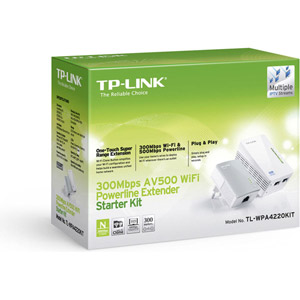 TL-WPA4220KIT (Kit de 2 adaptateurs)