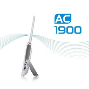 Routeur Gigabit Wi-Fi double bande AC1900