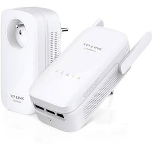 photo Kit d'adaptateurs CPL AV1200 Gigabit Wi-Fi AC