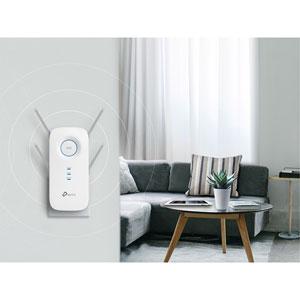 Répéteur Wi-Fi bi-bande Gigabit AC2600