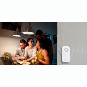Répéteur Wi-Fi Haut débit AC1900