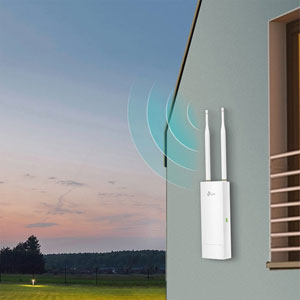 300Mbps Wireless N Outdoor