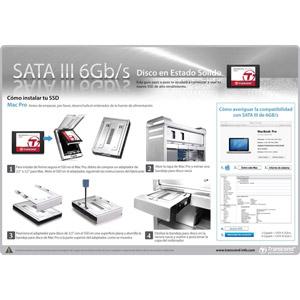 SSD 256 Go SATA 6Gb/s avec adaptateur 3,5