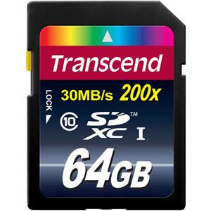 photo SDXC 64 Go Class 10 Premium