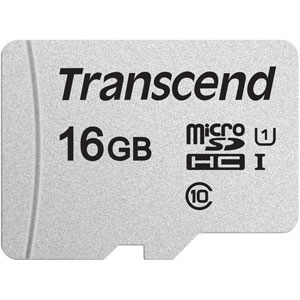 photo 300S microSDHC UHS-I - 16Go