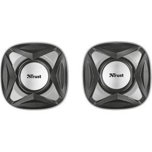 Xilo Compact 2.0 Speaker Set - Noir
