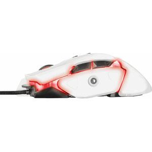 GXT 154 Falx Illuminated Mouse - Blanc