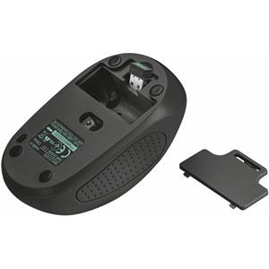 Primo Wireless Mouse - black rainbow