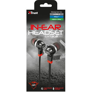 GXT 308 In-Ear Gaming Headset