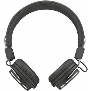 Ziva Foldable Headphones - Noir
