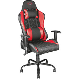 GXT 707R Resto Gaming Chair - Noir/Rouge