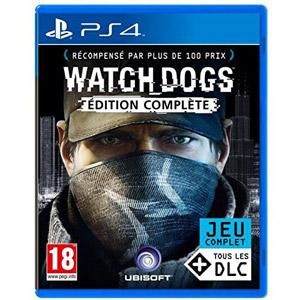 Watch Dogs - édition complète - PS4