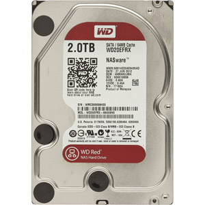 photo WD Red 2 To SATA 6Gb/s