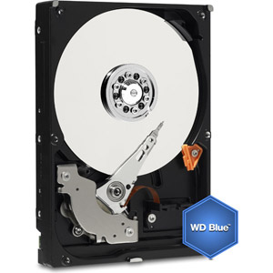 WD Blue 3 To SATA 6Gb/s 64 Mo