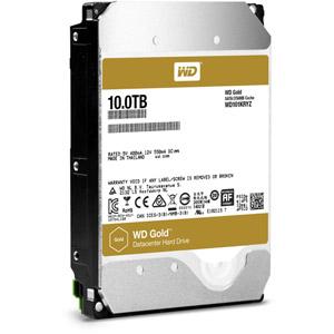 photo WD Gold 10 To SATA 6GB/s 256Mo