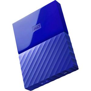 My Passport USB3.0 - 1To / Bleu