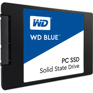 photo WD Blue SSD 2.5  SATA 6Gb/s 500Go