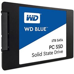 photo WD Blue SSD 2.5  SATA 6Gb/s 1To