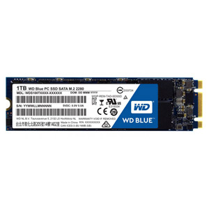 photo WD Blue SSD M.2 SATA 6Gb/s 1To