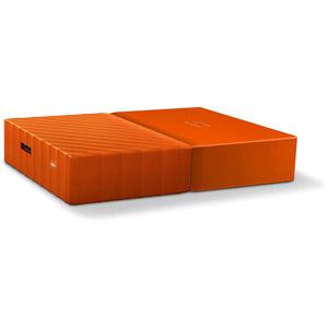 My Passport USB3.0 - 2To / Orange