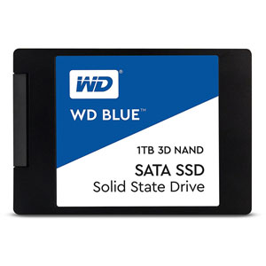 photo WD Blue 3D NAND SATA SSD 2.5  - 1To