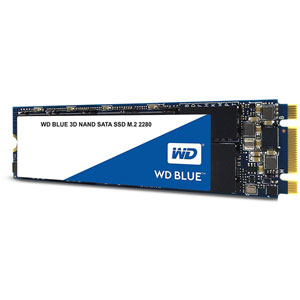 WD Blue SSD M.2 - 500 Go