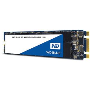 WD Blue 3D NAND SATA SSD M.2 - 500Go