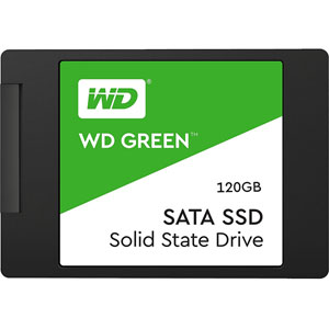 WD Green SSD 2.5  - 120Go