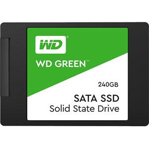 WD Green SSD 2.5  SATA 6Gb/s - 240Go