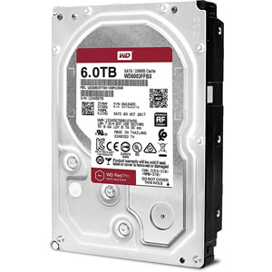 WD Red Pro 6 To SATA 6Gb/s