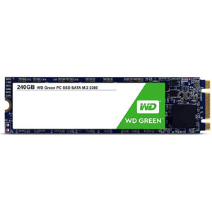 photo WD Green SSD M.2 2280 - 240Go