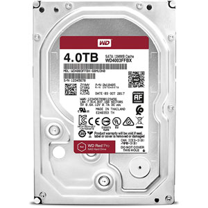 WD Red Pro SATA 6Gb/s - 4To