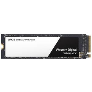 photo WD Black SSD M.2 - 250Go