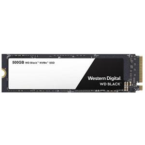 photo WD Black SSD M.2 - 500Go