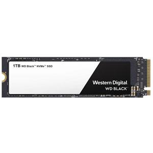 photo WD Black SSD M.2 - 1To