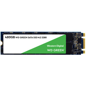 photo WD Green SSD M.2 - 480Go