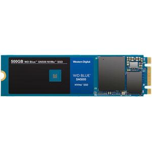 photo WD Blue SSD M.2 - 500Go