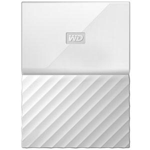 My Passport USB 3.0 - 2To / Blanc