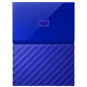 My Passport USB 3.0 - 2To / Bleu