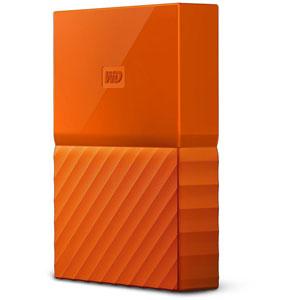 photo My Passport USB 3.0 - 2To / Orange