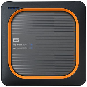 photo My Passport Wireless SSD USB 3.0 - 1To