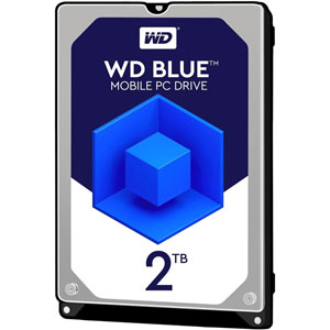 photo WD Blue 2.5  SATA 6Gb/s - 2To