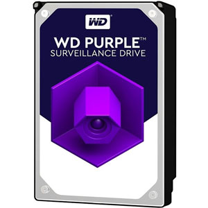 photo WD Purple Surveillance 3.5  SATA 6Gb/s - 12To