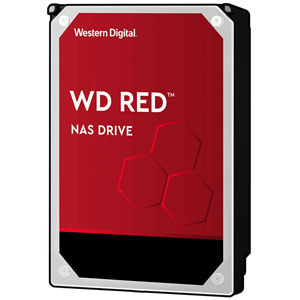 photo WD Red NAS 3.5  SATA 6Gb/s - 8To