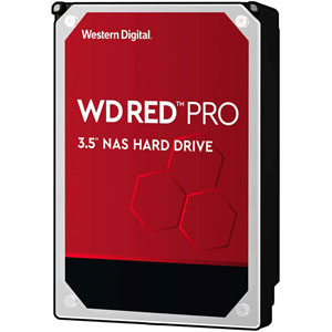 photo WD Red Pro NAS 3.5  SATA 6Gb/s - 8To