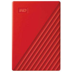 My Passport - 4To/ USB 3.2/ Rouge